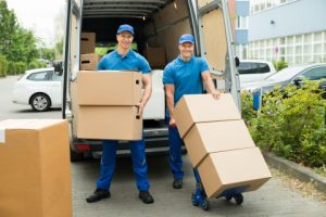 Our residential movers handle any relocation with a smile on their face.