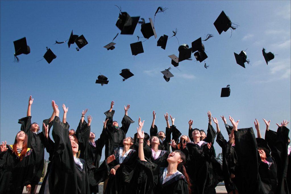 Graduating class.