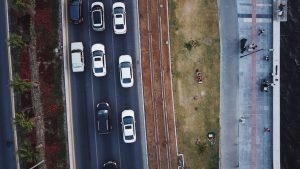 Highway from above.