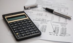 a calculator - be careful when buying a second home