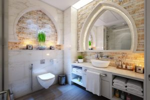bathroom inventory-pack the bathroom cabinets when moving
